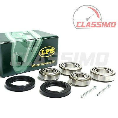 x1 1959-68 FORD Anglia 105e     Front Hub Wheel Bearing Kit