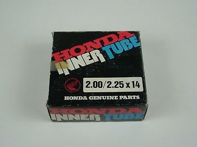 Tire 2.25-14 Pair X2 fits 1977-1983 Honda NS50 New OEM