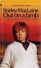 Out on a Limb by Shirley MacLaine (1986, Paperback)