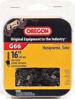 Oregon G66 Chain Saw Chain 16 Low Kickback Fits Husqvarna And Solo