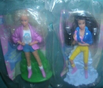 New in Package Vintage 1994 McDonald/'s BARBIE /& FRIENDS Happy Meal Toy Camp THERESA Barbie Figure