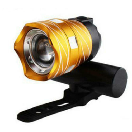T6 LED MTB Bicycle Lights Bike Rear Front Headlight USB Rechargeab 15000LM