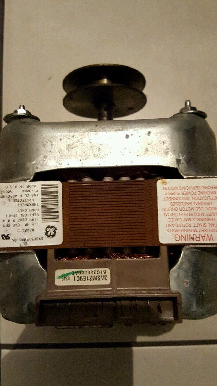 Ge General Electric Washer Drive Motor 5kcp61fw1510s Wh49x10040 Ebay New Maytag Bravos Dryer Bundadaffacom