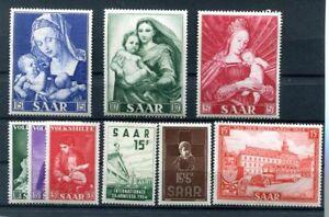 Saar Vintage 1954 Luxury Complete 348/56 Luxury Mint (77350