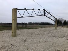 7 40 Steel Trusses For 40 X 60 Building 10 Centers For Pole Barn 20psf
