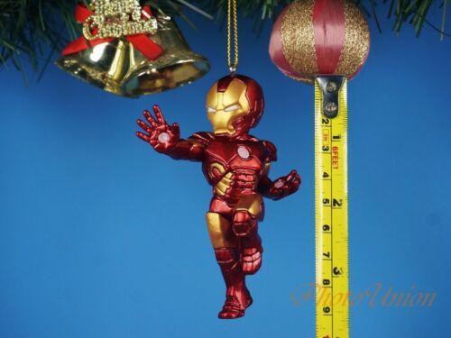 CHRISTBAUMSCHMUCK Deko Marvel Avenger Superhero Iron Man Dekor Ornament 1330F