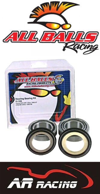 All Balls Steering Head Bearings & seals to fit Ducati 800 SS 2003-2006