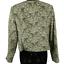 NWT-Jones-New-York-Tan-amp-Multi-Color-Paisley-One-Button-Shoulder-Padded-Jacket-8 miniatuur 2