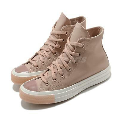 Controversia rigidez Salida  Converse First String Chuck Taylor All Star 70 Hi Pink White Women Shoe  569539C | eBay