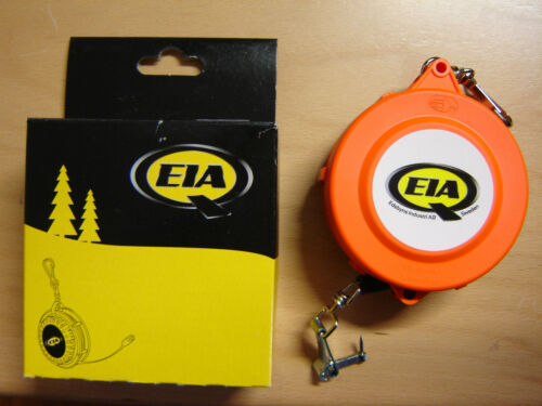 EIA Forst Maßband 15mtr mit Klapphaken A    Holz// Brennholz// Motorsäge Arbeiten