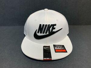 Matar gloria Médico  Nuevo Nuevo con etiquetas Gorra Snapback blanco 2014 Nike cierto tamaño os  Vintage nos sb logotipo Supremo   eBay