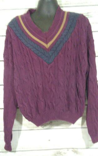 pesado Co en Sportswear Authentic algodón V cuello para River suéter New hombre 100 con fqwRU5Cx