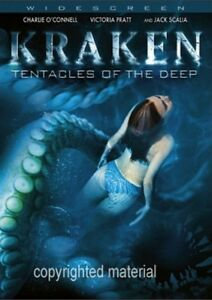 Kraken-Tentacles-of-the-Deep-DVD-2007-Victoria-Pratt-Charlie-O-039-Connell
