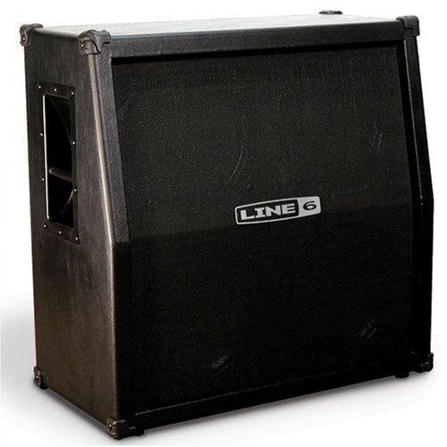 Line 6 Spider II 412 Slant Guitar Speaker Cabinet - Floor Model MK412