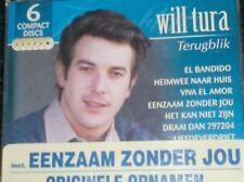 WILL TURA - TERUGBLIK (6 CD box - beste van best of - 2001 - Originele opnamen)