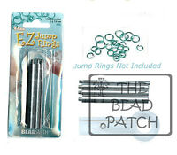 Ez Jump Ring Maker Tool 4-8mm Mandrels, Beadsmith Beading, Jewelry ,crafts