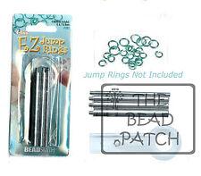 EZ Jump Ring  Maker Tool  4-8mm Mandrels, Beadsmith  Beading, Jewelry ,Crafts