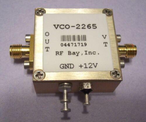 SMA 2165-2360MHz Voltage Control Oscillator VCO-2265