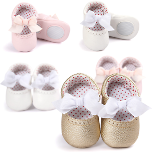 Newborn-Baby-Girl-Bowknot-Soft-Sole-Princess-Shoes-Christening-Crib-Shoes-0-18-M