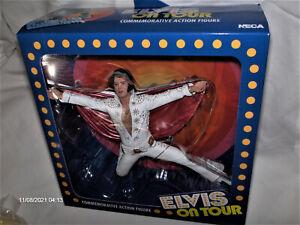 Elvis Presley LIVE ON TOUR 1972 Figur ca. 18 cm Rock Music  Neu,OVP,RAR