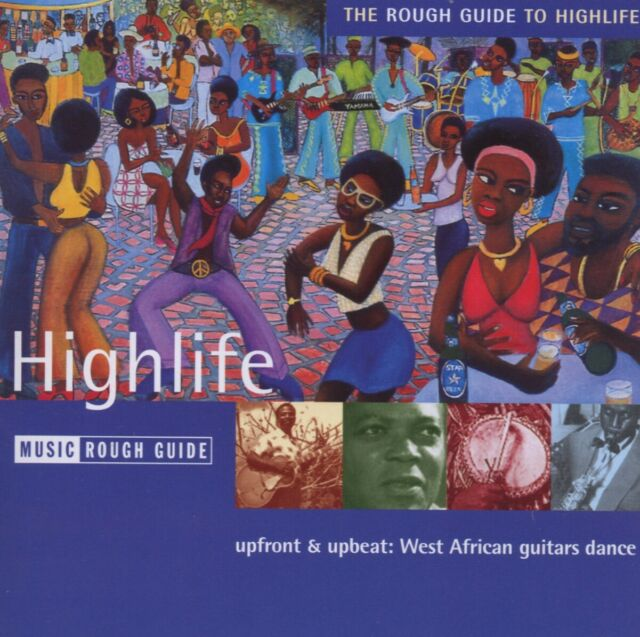 Diverse Rough Guide - Rough Guide to Highlife