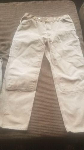 Vintage carhartt double knee work pants