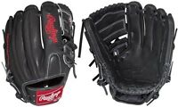 Rawlings Black 12 Heart Of The Hide Series Pitcher / Infield Baseball Glove on sale