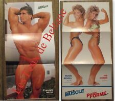 Poster Francois Muse,Wendell Michelle,Jody Hamson     , 27 x 54 cm,TBE