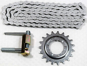 Cassettes, Freewheels & Cogs Cycling Set Shimano Steck-zahnkranz 19 Denti Collana Nx10 Anti Ruggine Con Strumento Modern Techniques