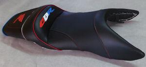 Honda-CBR-600-pc35-F4-Cover-Seat-upholstery-Modification
