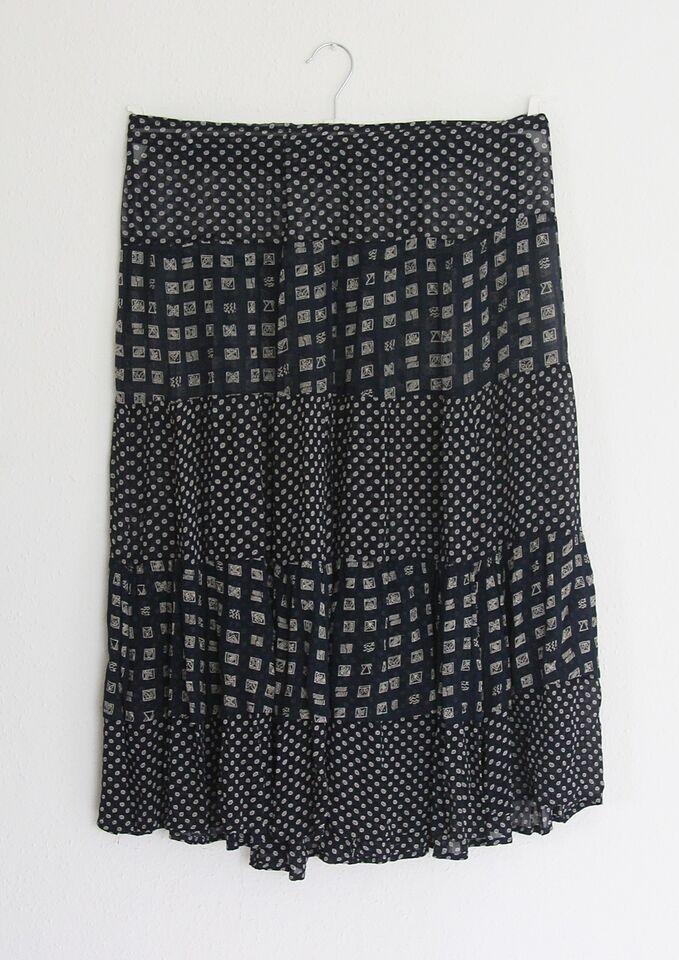 Gypsy nederdel , str. One size, – dba.dk – Køb og Salg af