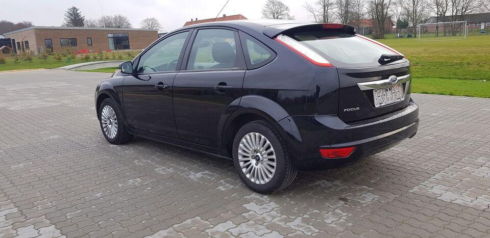 Ford Focus, 1,6 Titanium, Benzin