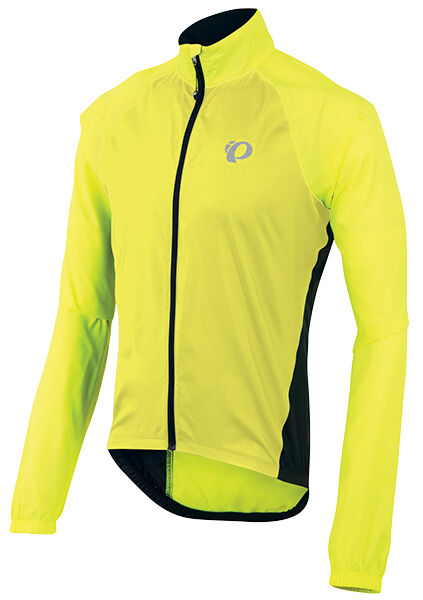 Pearl Izumi 2016 Elite Barrier Cycling Bicycle Jacket Screaming Gelb - Small
