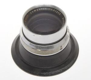 Schneider-Comparon-210-5-6-210mm-F-5-6-enlarger-lens-exc-haze-inside