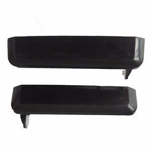 1Pair Exterior Door Handle Front Left & Right For 95-97 Nissan Pickup 86-94 D21