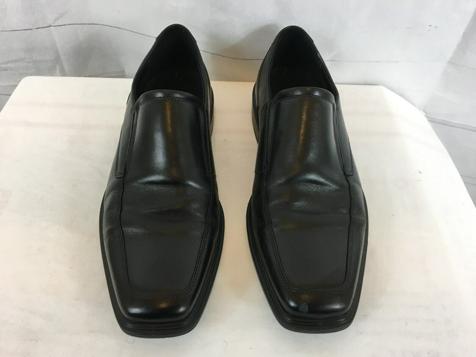 ECCO Danish Design loafer men sz EU 44, black