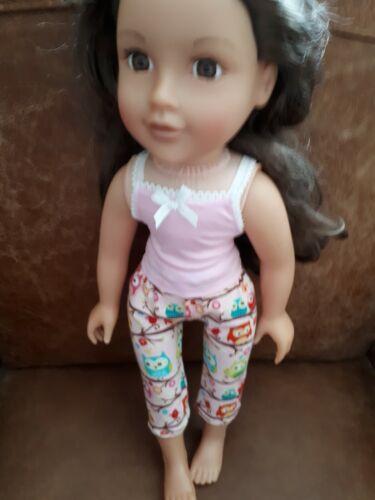 environ 45.72 cm poupée Pyjamas pour s/'adapter à la 18 in