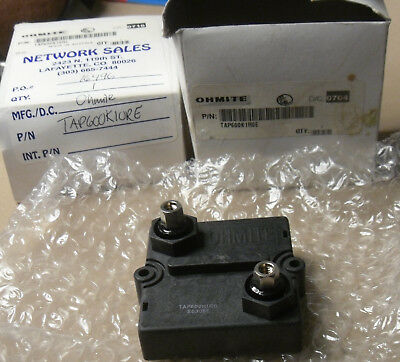 High Power 5 Watt 200 Ohm 5/% TA205PA200RJ Ohmite Thick Film Resistor 10 pcs