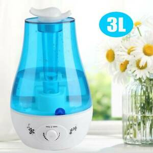 3l Home Ultrasonic Cool Mist Maker Air Humidifier With
