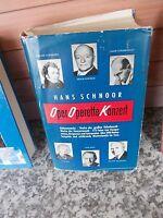 Oper Operette Konzert, von Hans Schnoor, im Bertelsmann Lesering