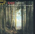 Joachim Raff: Symphonies Nos. 3 & 4 (CD, Jun-1999, Hyperion)