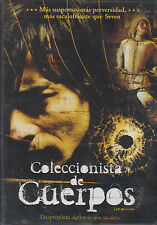DVD - Coleccionista De Cuerpos NEW Eyes Of Cristal FAST SHIPPING !
