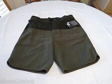 Hurley Bus Driver walkshort shorts casual 32 COM green black Men's MWS0000980