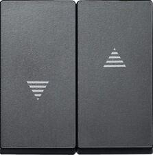 M-Pure Anthrazit matt Wippe Jalousie 435514 276 Merten System M