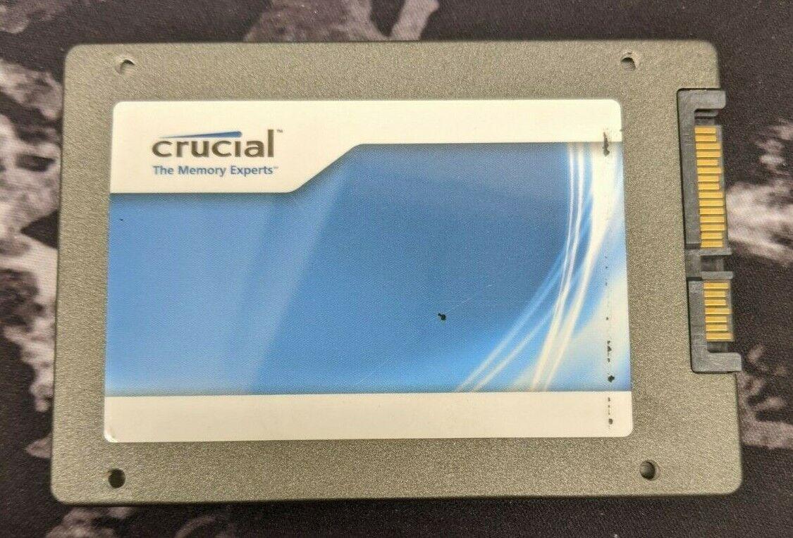 Crucial M4 64GB 2.5