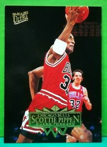 Scottie Pippen regular card 1995-96 Fleer Ultra #28
