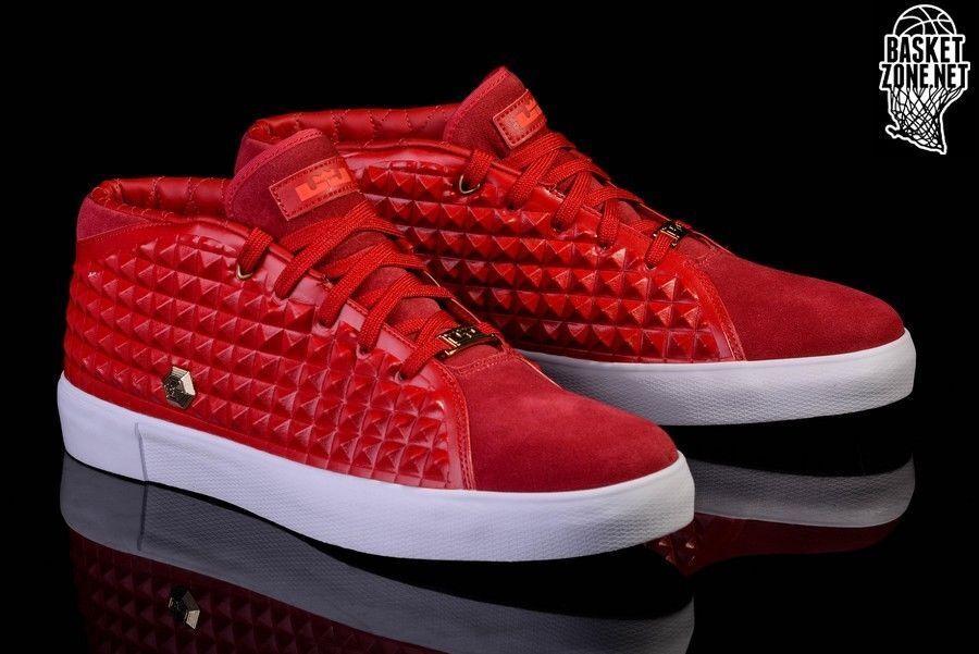 Nike 819859-600 lebron xiii di rara palestra oro rosso scarpe > scegli dimensione