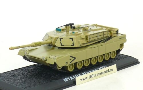 M1A1HA Abrams 2003 diecast model 172 Amercom models tanks
