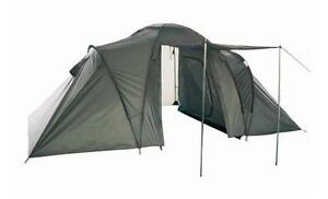 Image is loading NEW-Four-Man-Olive-Green-DUAL-POD-TENT-  sc 1 st  eBay & NEW Four Man Olive Green DUAL POD TENT Double Skin 4 Person Army ...