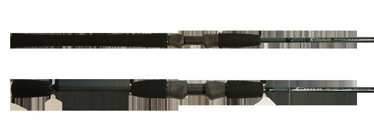 """Douglas DXS Varilla de hilado 8103MF 8'10"""" 8-14 lb prueba 1 8-1 2 OZ"""